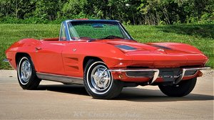 Picture of 1963 Chevrolet Corvette #s matching 340hp For Sale