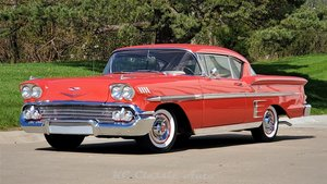 Picture of 1958 Chevrolet Impala Fresh Restoration For Sale