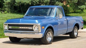 Picture of 1969 Chevrolet C10 AC Automatic REALLY NICE!!! For Sale
