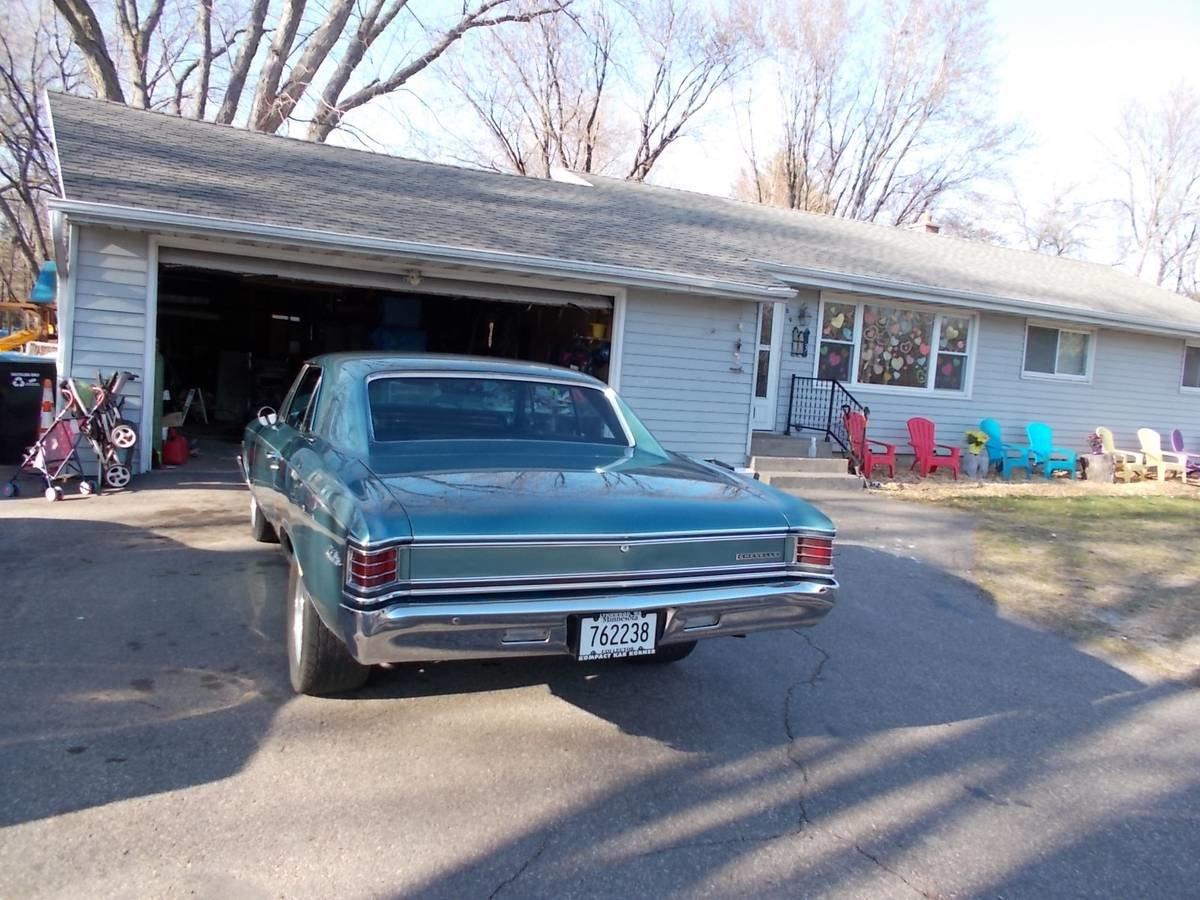 1967 Chevrolet Chevelle Malibu (Roseville, MN) $29,500 For Sale (picture 4 of 6)