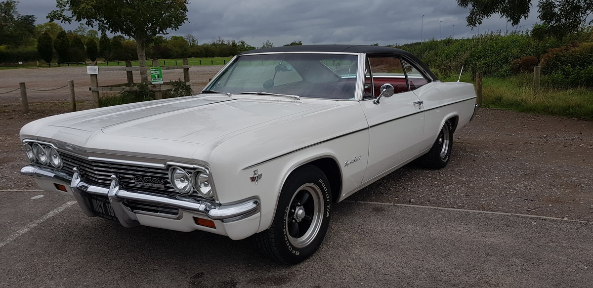 1966 Chevy impala ss For Sale (picture 2 of 6)