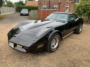 **OCTOBER ENTRY** 1982 Chevrolet Corvette For Sale by Auction