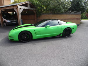 Picture of 1999 Stunning Non Standard Vette