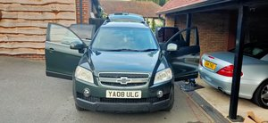 7 seater Chevrolet captiva