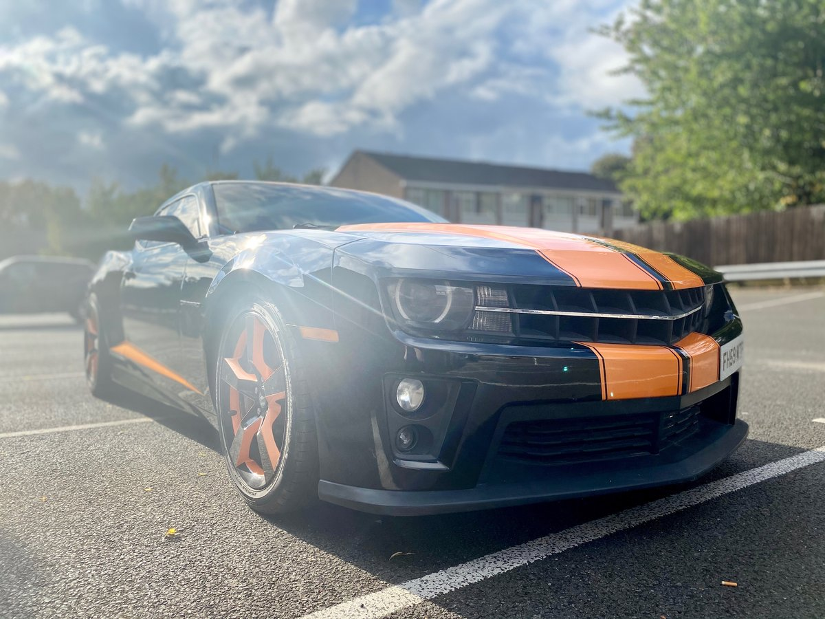 2010 Chevrolet Camaro SS Coupe For Sale (picture 6 of 6)