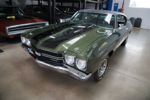 1970 Chevrolet Chevelle SS396 2 Dr Hardtop SOLD