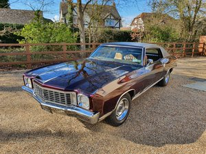 Picture of 1972 Chevrolet Monte Carlo 5.7L 350 v8 Auto