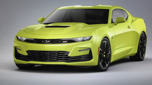 Picture of 2020 Chevrolet Camaro 1LT 6.2L V8 SOLD