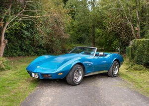 1976 Chevrolet Corvette C3 Convertible
