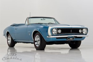 Picture of 1967 Chevrolet Camaro Convertible For Sale