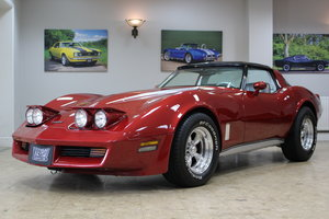 1981 Corvette C3 Restomod ZZ4 350 V8 Auto | Body off-rebuild For Sale