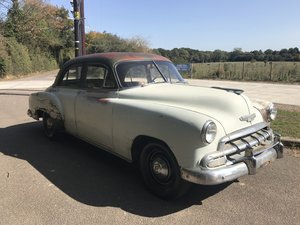 1952 chevrolet styleline saloon For Sale