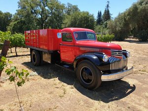 1946 Chevrolet 1.5 Ton Truck Fully Restored