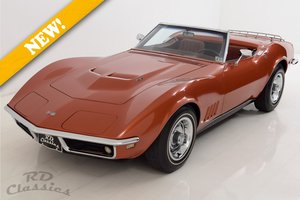 1968 Chevrolet Corvette C3 Convertible