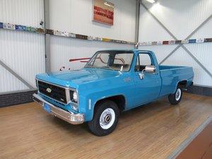 1978 Chevrolet C10 Custom De Luxe Pick Up Long Bed