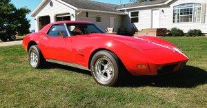 1974 Chevrolet Corvette L82 Convertible 4 Speed  For Sale