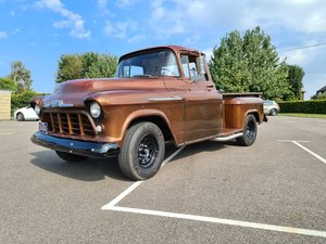Chevy 3200 Sympathetically Restored