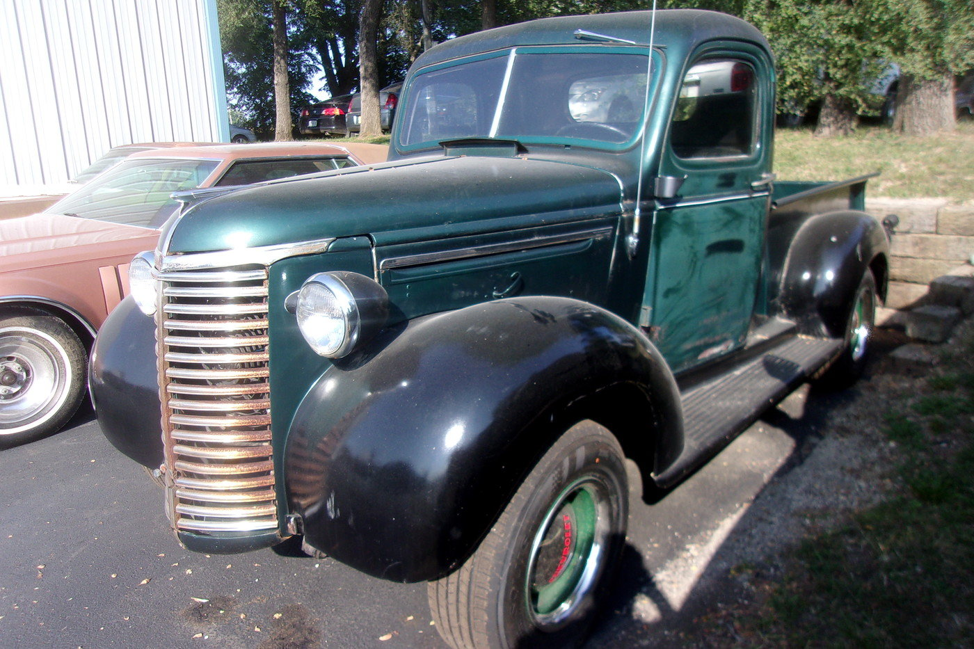 1939 Chevrolet Pickup For Sale (picture 1 of 6)