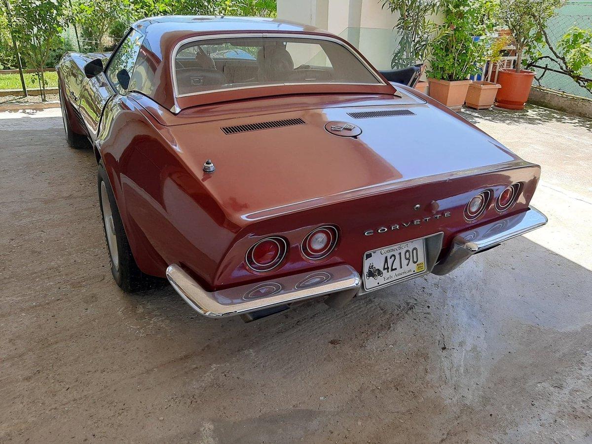 1970 Corvette Sting Ray Cabrio/Convertible For Sale (picture 3 of 4)