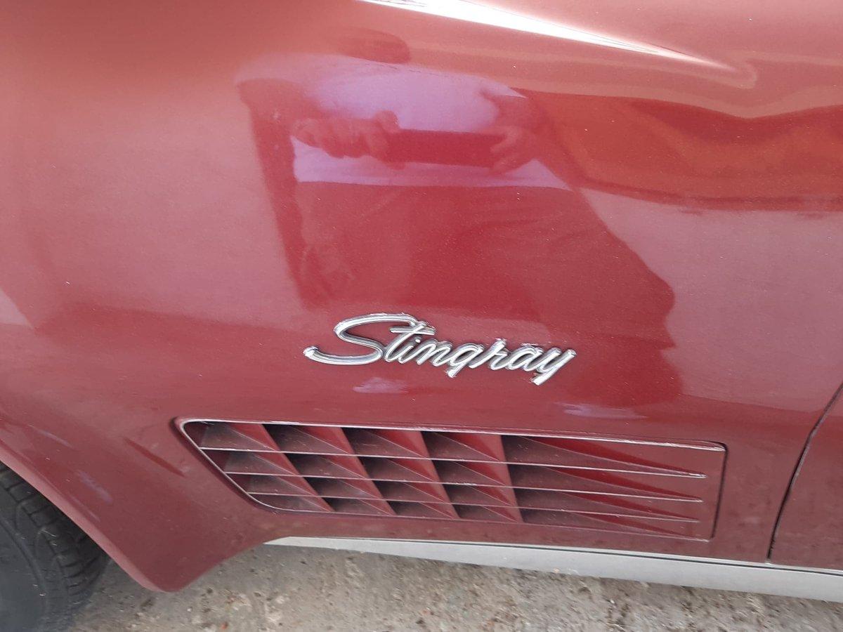 1970 Corvette Sting Ray Cabrio/Convertible For Sale (picture 4 of 4)