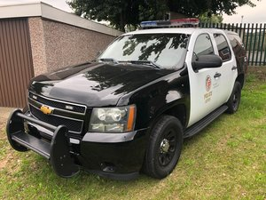 Chevrolet Tahoe PPV 5.3 v8 flex fuel