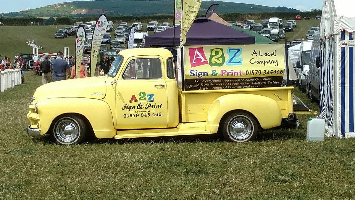 1954 UNUSUAL YELLOW Chevy Step side TRUCK  = UYT For Sale (picture 6 of 6)