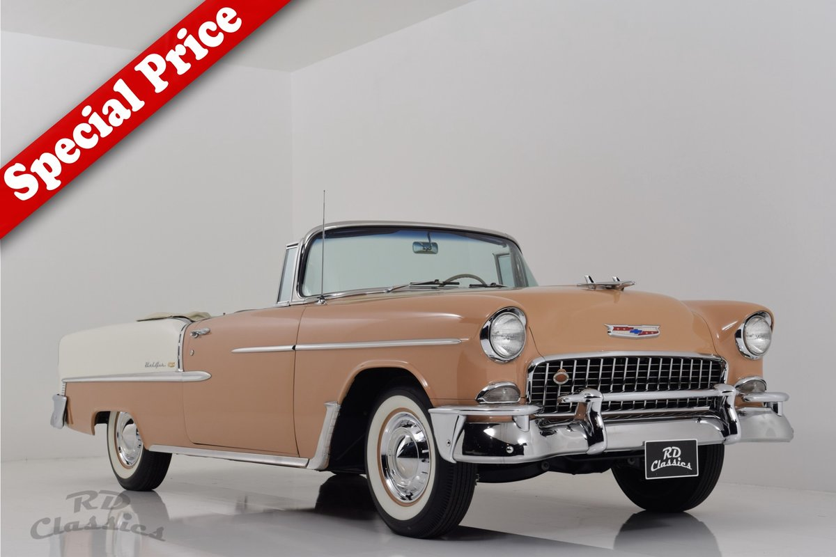 1955 Chevrolet Bel Air For Sale (picture 1 of 6)