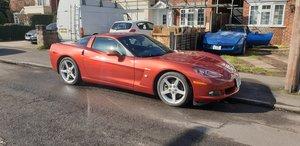 C6 Corvette SLP ZL465bhp