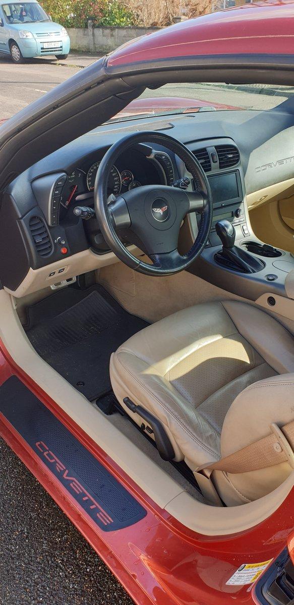 2006 C6 Corvette SLP ZL465bhp For Sale (picture 3 of 6)
