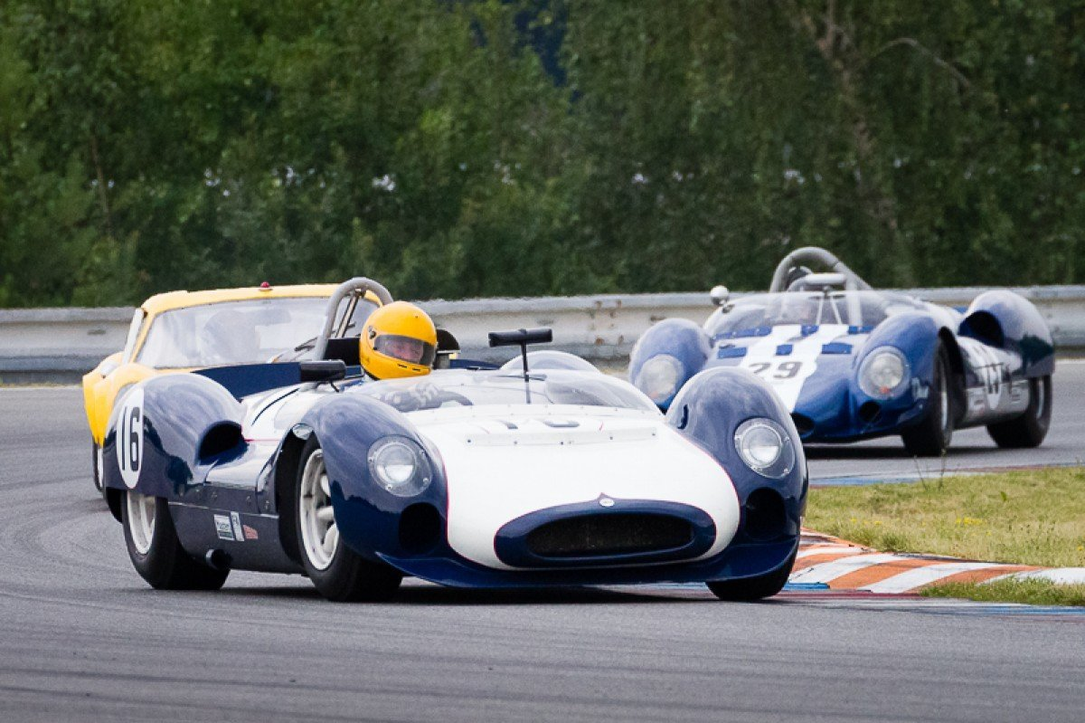 1963  COOPER MONACO T61M CHEVROLET – chassis number: CM/4/63. For Sale (picture 1 of 4)