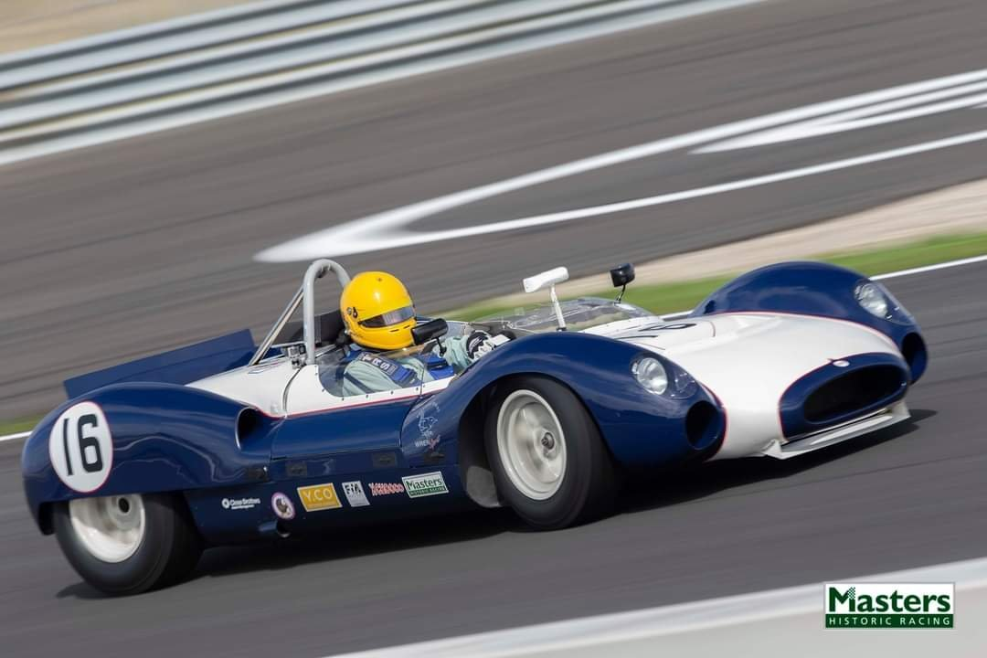 1963  COOPER MONACO T61M CHEVROLET – chassis number: CM/4/63. For Sale (picture 3 of 4)