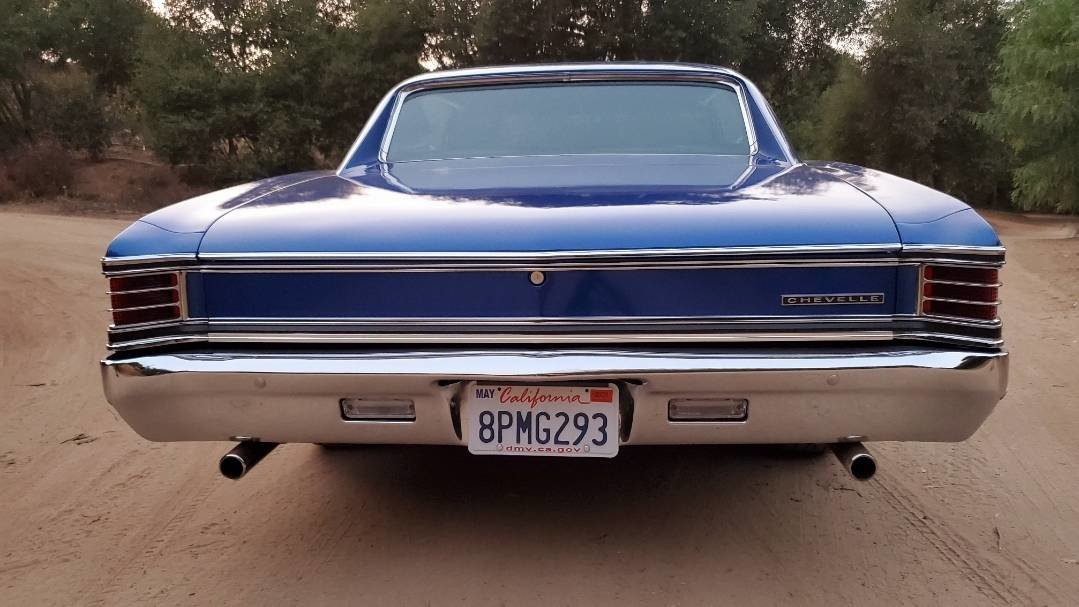1967 Chevrolet Chevelle For Sale (picture 3 of 6)