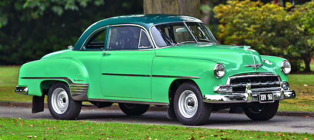 Picture of 1952 CHEVROLET STYLELINE DELUXE COUPÉ