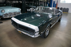 Picture of 1968 Chevrolet Camaro RS 327 V8 Convertible