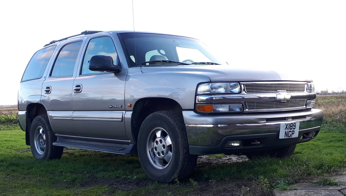 2001 Chevy Tahoe For Sale (picture 1 of 6)
