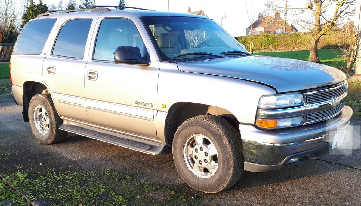 2001 Chevy Tahoe For Sale (picture 3 of 6)