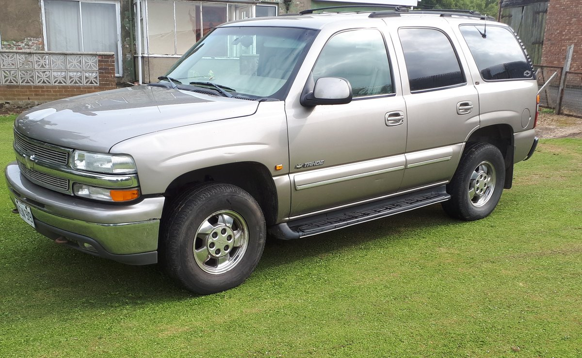 2001 Chevy Tahoe For Sale (picture 4 of 6)