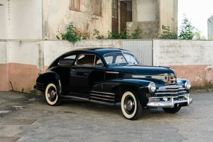 Picture of lHD 1947 Chevrolet Fleetline Aero Coupe For Sale