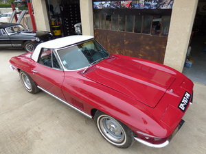 Picture of 1967 Corvette c2 stingray