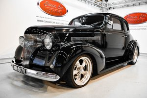 Picture of Chevrolet Master Deluxe Coupe 1939 For Sale by Auction