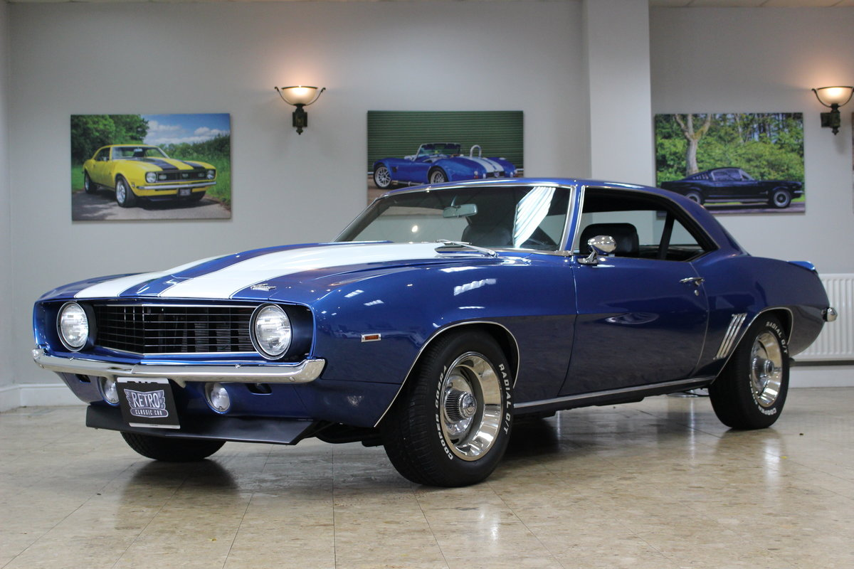 1969 Chevrolet Camaro 350 V8 Auto | Restored & Upgraded For Sale (picture 1 of 10)