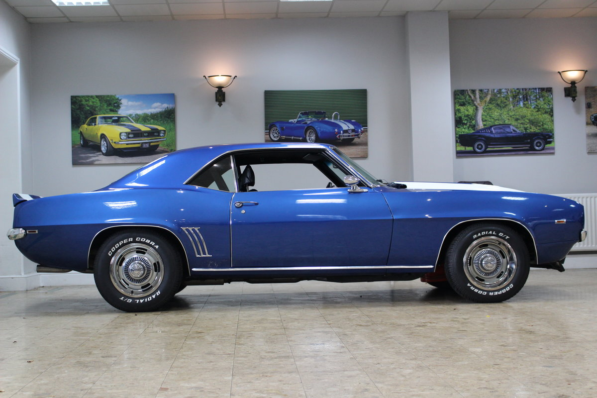 1969 Chevrolet Camaro 350 V8 Auto | Restored & Upgraded For Sale (picture 2 of 10)