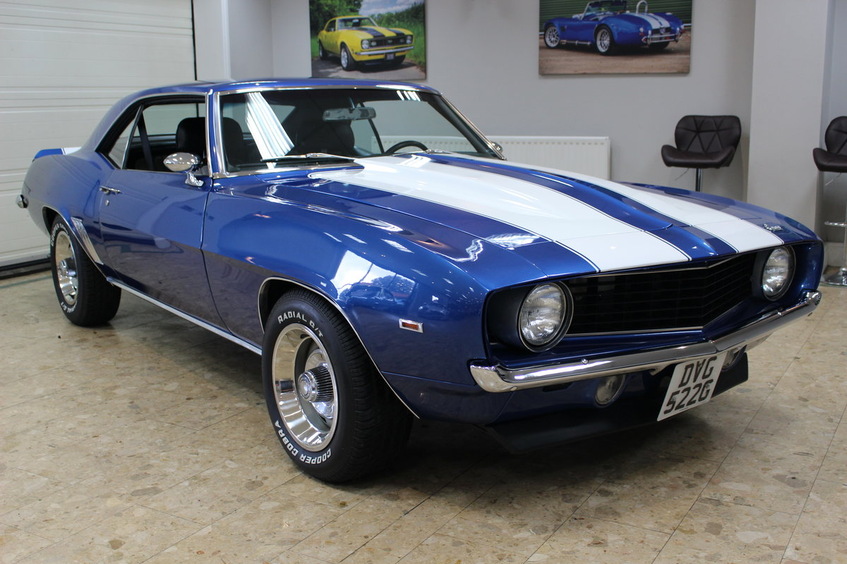 1969 Chevrolet Camaro 350 V8 Auto | Restored & Upgraded For Sale (picture 3 of 10)