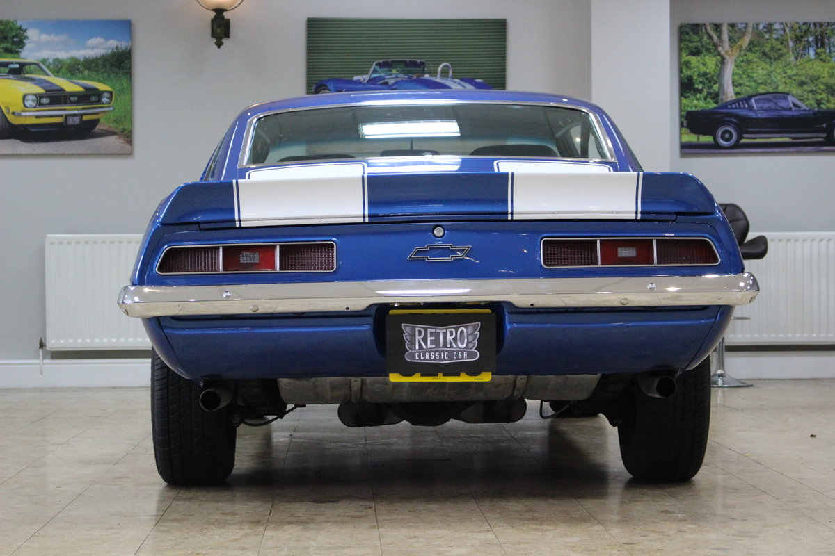 1969 Chevrolet Camaro 350 V8 Auto | Restored & Upgraded For Sale (picture 4 of 10)