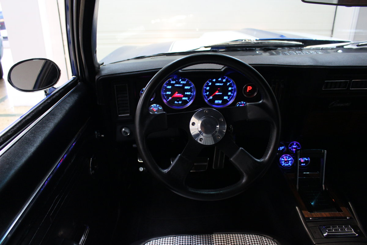1969 Chevrolet Camaro 350 V8 Auto | Restored & Upgraded For Sale (picture 9 of 10)