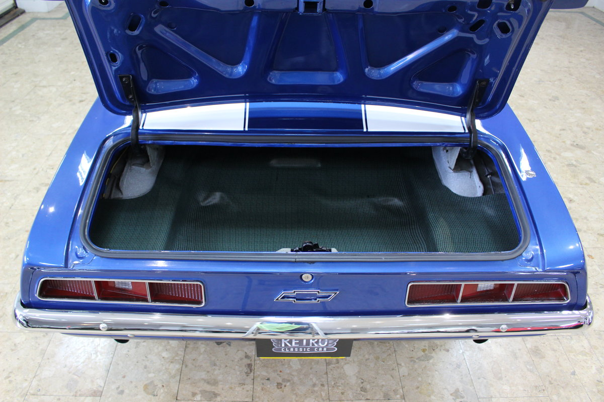 1969 Chevrolet Camaro 350 V8 Auto | Restored & Upgraded For Sale (picture 10 of 10)