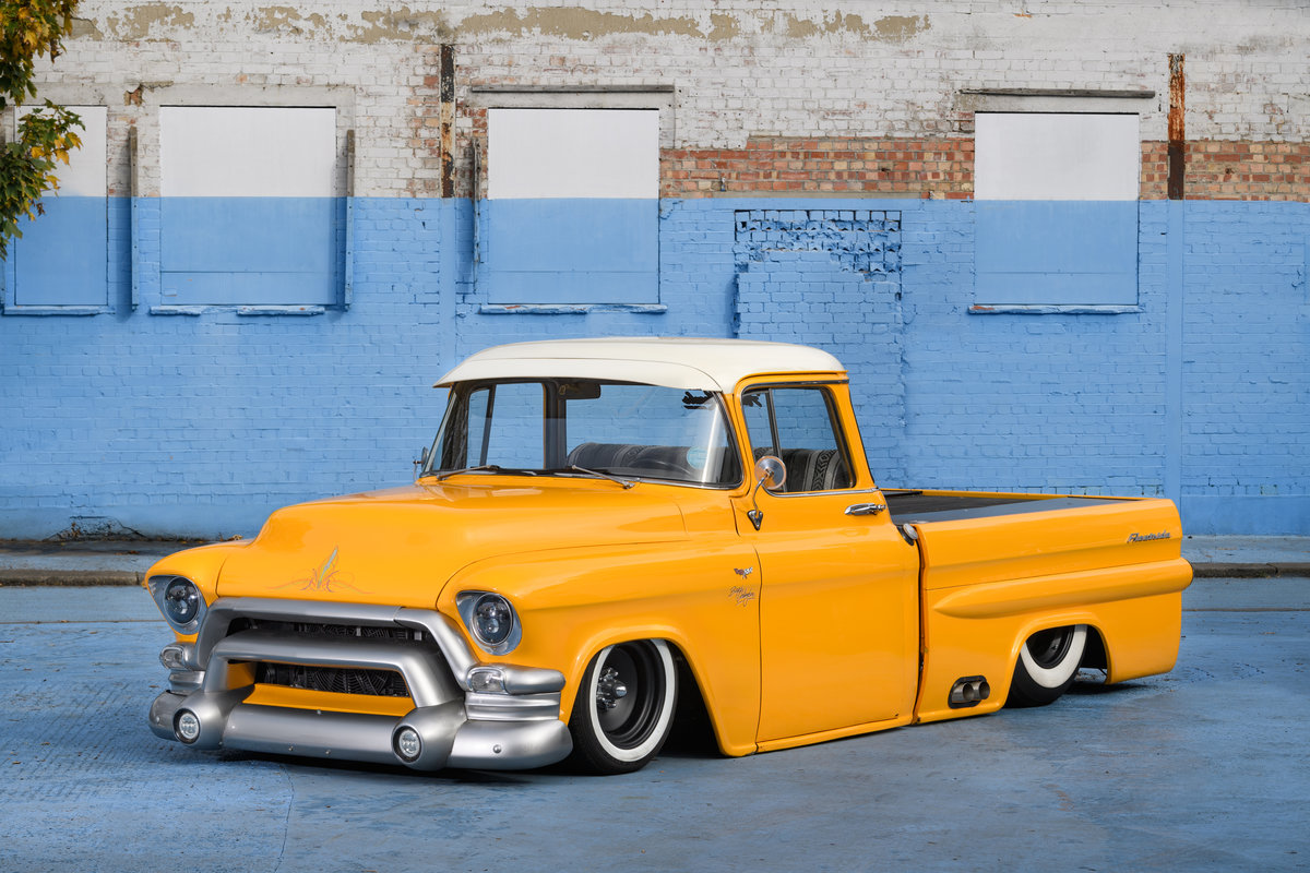 1956Chevrolet GMC Pickup SOLD (picture 1 of 14)