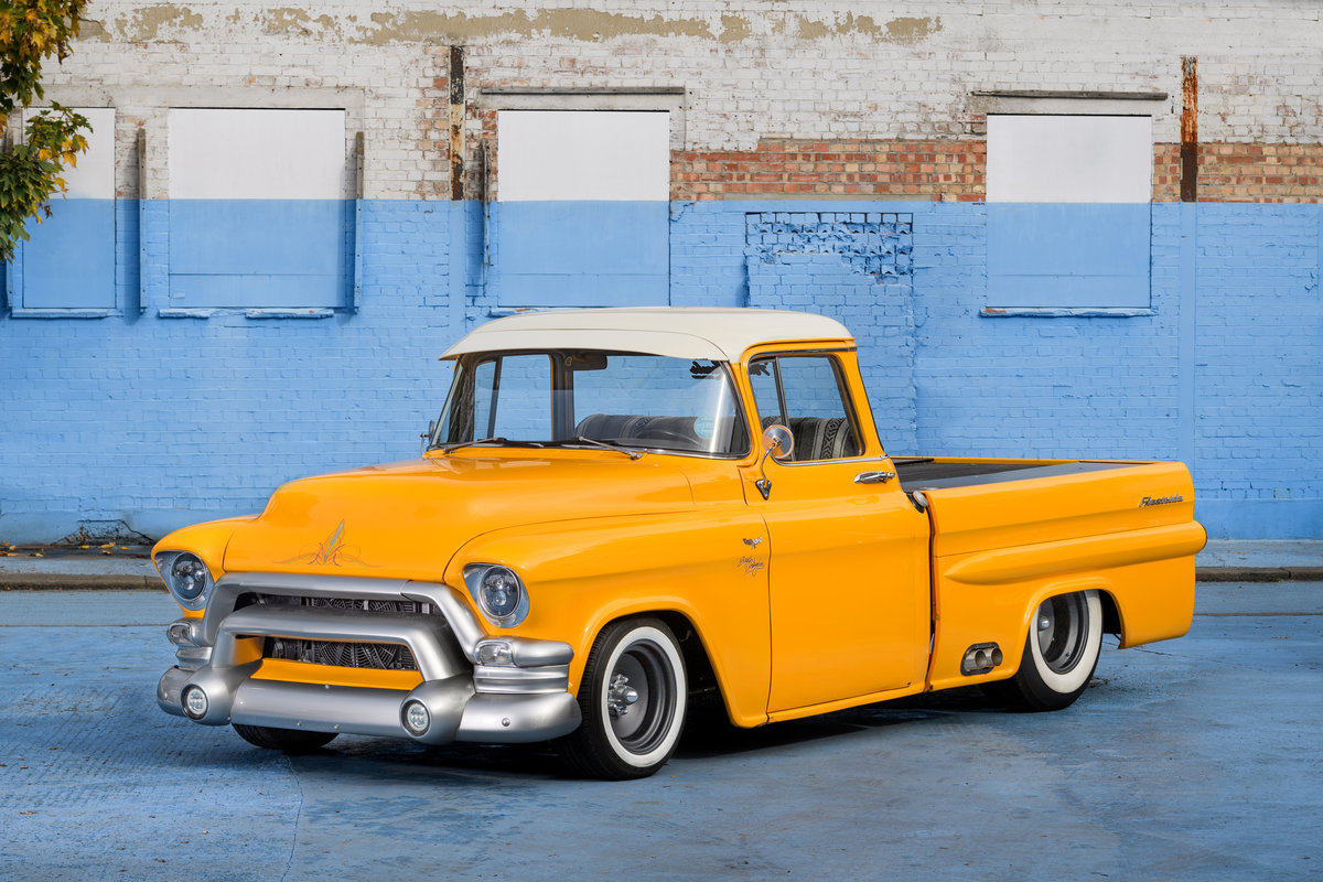 1956Chevrolet GMC Pickup SOLD (picture 2 of 14)