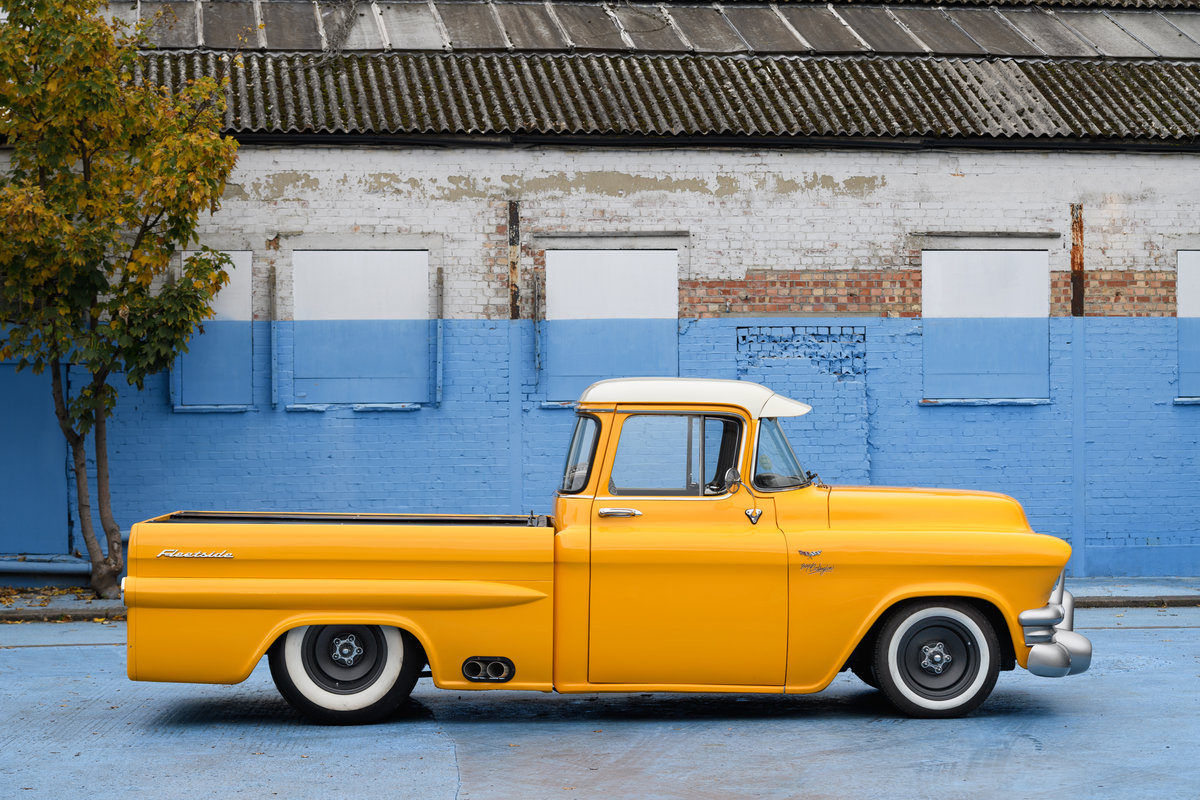 1956Chevrolet GMC Pickup SOLD (picture 5 of 14)