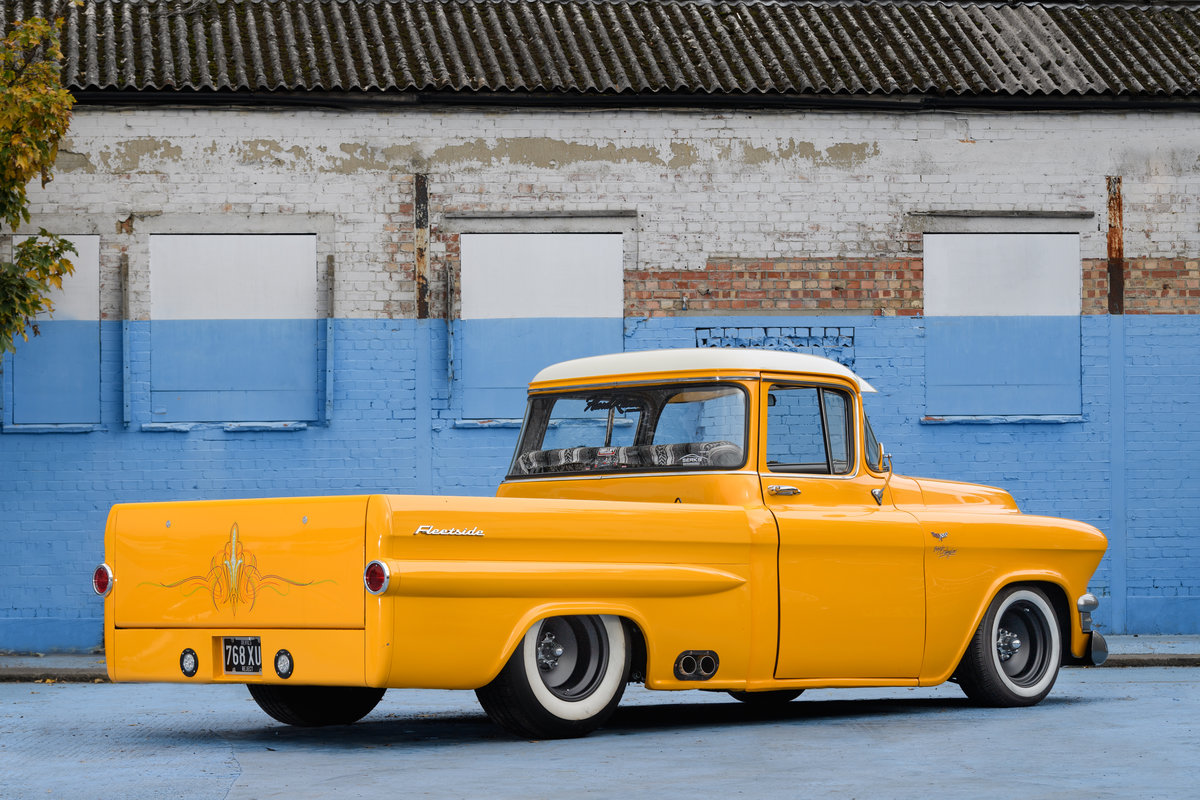 1956Chevrolet GMC Pickup SOLD (picture 7 of 14)